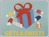 "The Confectionery ranges in Woolworths were rebranded ""Gifts and Sweets"" in the mid 1980s"