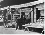 The first successful Five and Ten Cent Store in Lancaster, Pennsylvania, USA