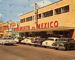 F. W. Woolworth in Tijuana, Mexico, which opened in the 1960s.