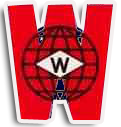 The symbol of Woolworths International in the early 1960s.  It was used extensively in the 1961 annual report to mark the fact that the overseas subsidiaries (with the exception of the UK) were consolidated into the balance sheet for the first time.  Even the increase in value of American shares in the British Company was carried into the balance sheet from 1960 onwards.