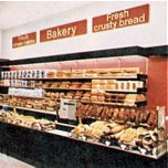 The smell of fresh bread was proved to increase sales across the whole food range