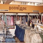 Ladies fashion boutique, which piloted at the new Woolworth store in Cyprus in the 1970s