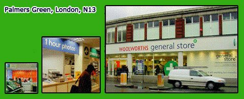 The Woolworths General Store format, which added Superdrug's health and beauty to the traditional range of general merchandise, proved a big hit with shoppers at the Palmer's Green store in North London in 2000/1