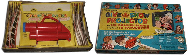 The Give-a-Show Project by Chad Valley was possibly the defining product of the brand's first 150 years