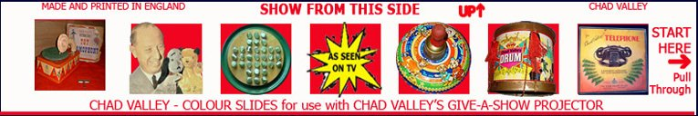 Chad Valley, the world war and the advent of television