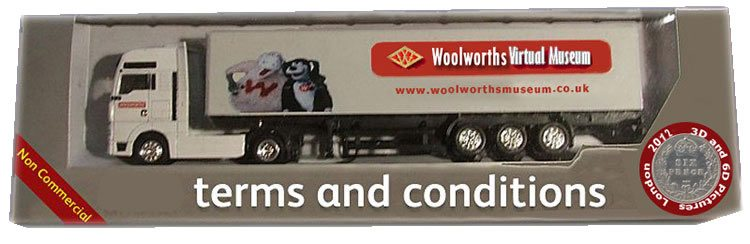 Wooly and Worth featured on the Woolworths lorries from 2002 to 2008 and were often seen on the motorways of Britain