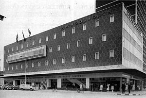A huge Woolworth superstore opened in Harare, Zimbabwe (then known as Salisbury, Southern Rhodesia) in 1959. The store was one of a number of subsidiaries launched in the decade in the colonies by the British company