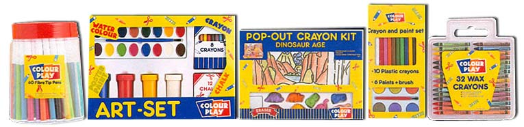 The Woolworths Buyers built own-label 'Colourplay' into a substantial national brand during the 1980s and 1990s