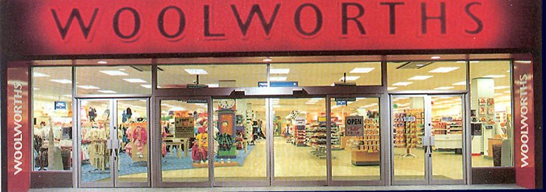 A new look for the large City Centre store in Regent Street, Swindon, Wiltshire in 1995