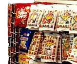 Bags of Fun were introduced across the Woolworths chain in 1986 - with names like Wiggly Worms and Fried Eggs.