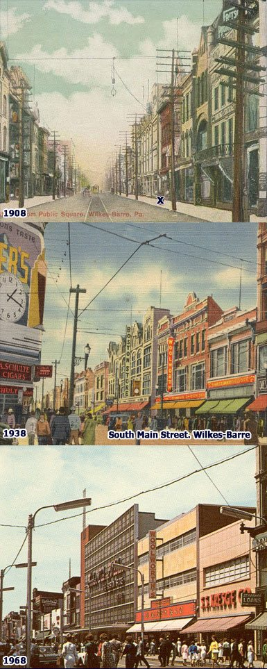 The South Main Street store traded under an F.M. Kirby & Company fascia from 1912 until 1993 - a testament to its Founder and one of America's great merchant princes