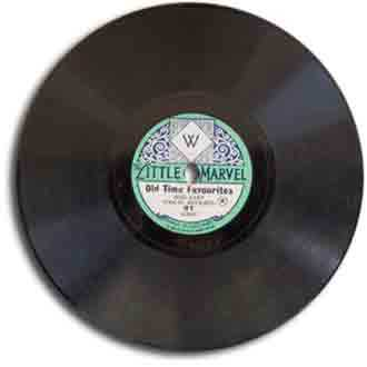 "5½"" Little Marvel Records went on sale in all 130 British Woolworth stores in 1923"