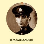 Mr Reg Gallanders - who gave fine service to Woolworth from 1932 until 1970 - used to swap his suit for a policeman's tunic to act as a Special Constable throughout the Blitz