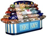 Icon of a brand - the Woolies pic'n'mix counter