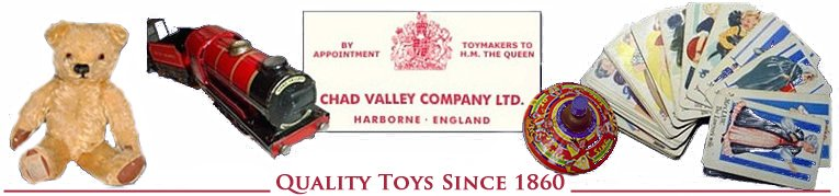 The early history of Chad Valley toys