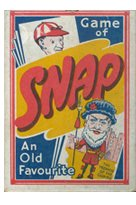 Snap cards were sold under Woolworth's Diamond W brand throughout World War II